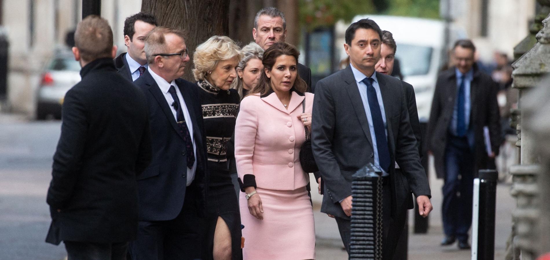 Athlète, mondaine et fortunée: qui est la princesse de Dubaï réfugiée à Londres?