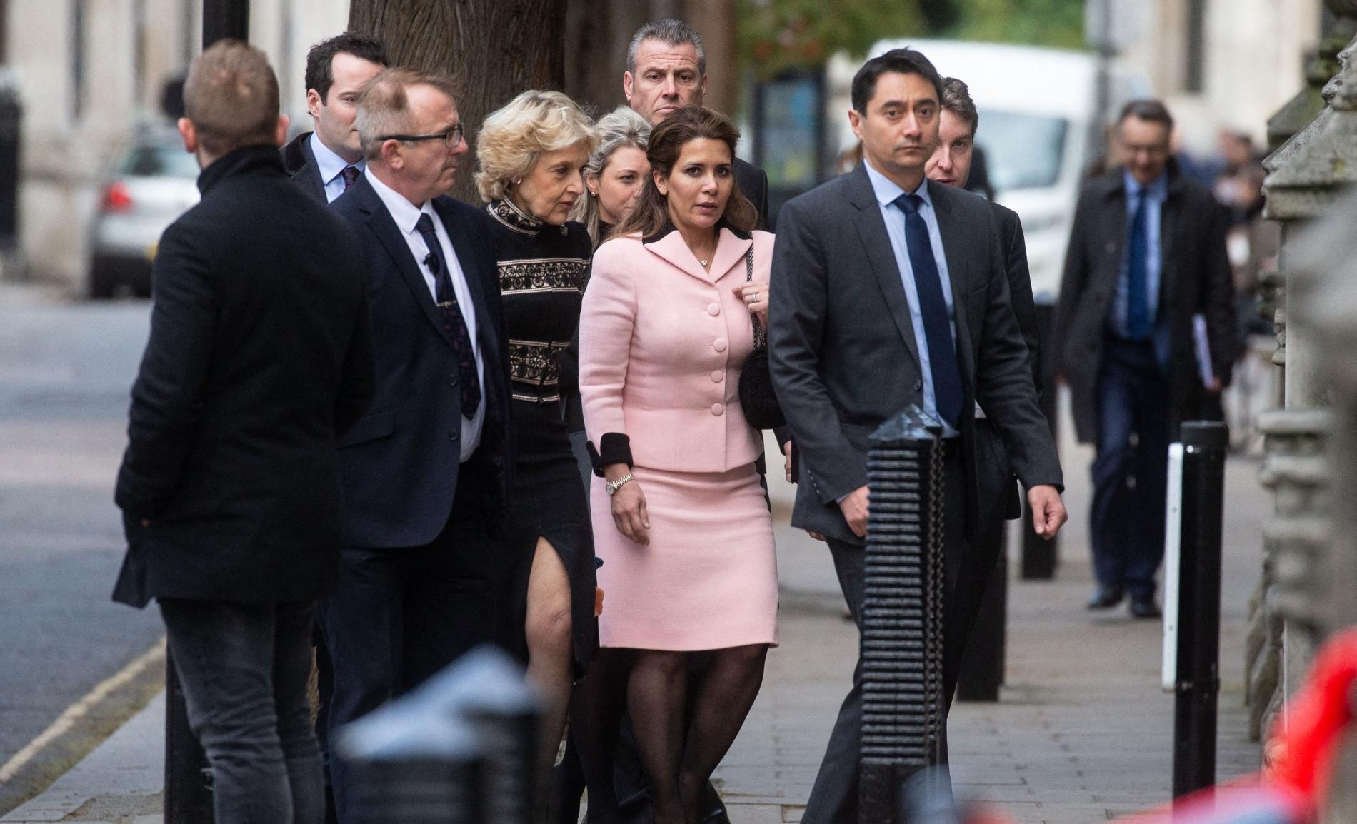 La princesse Haya Bint al Hussein