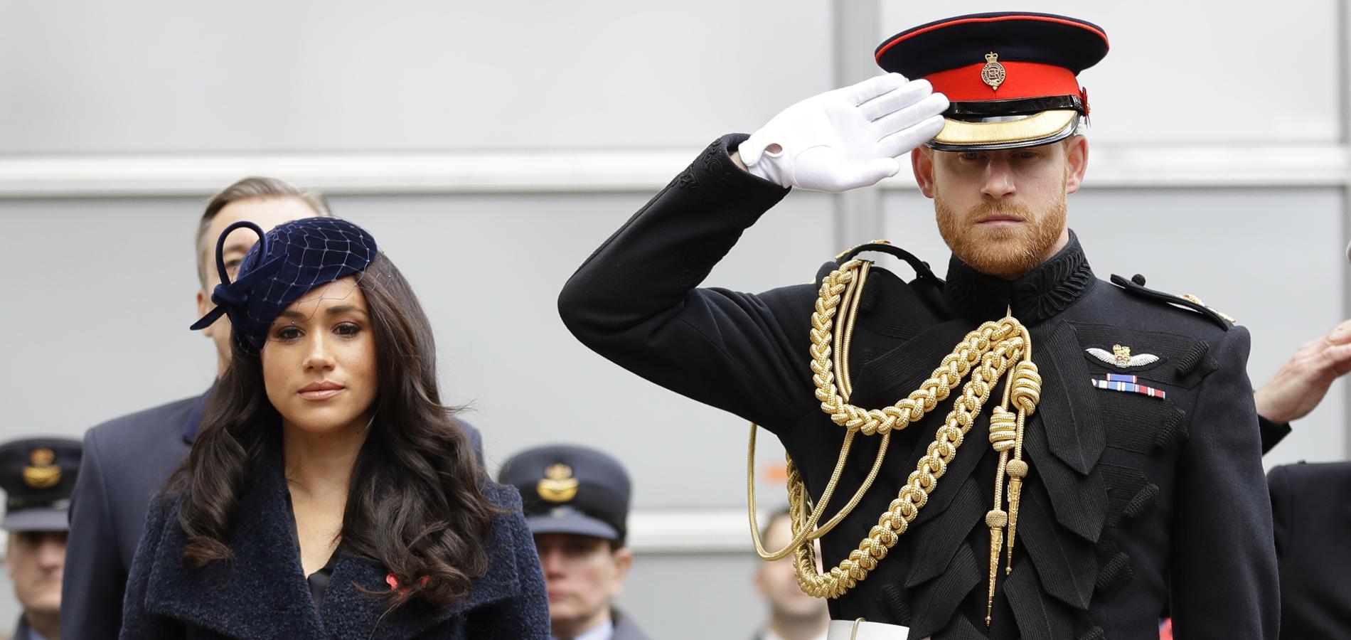 Meghan et Harry, une apparition très solennelle un mois après le documentaire controversé