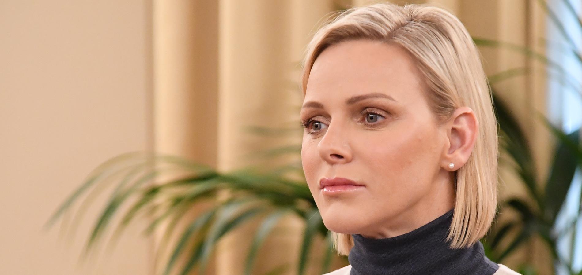 """Charlene de Monaco confie avoir vécu une année """"incroyablement douloureuse"""""""