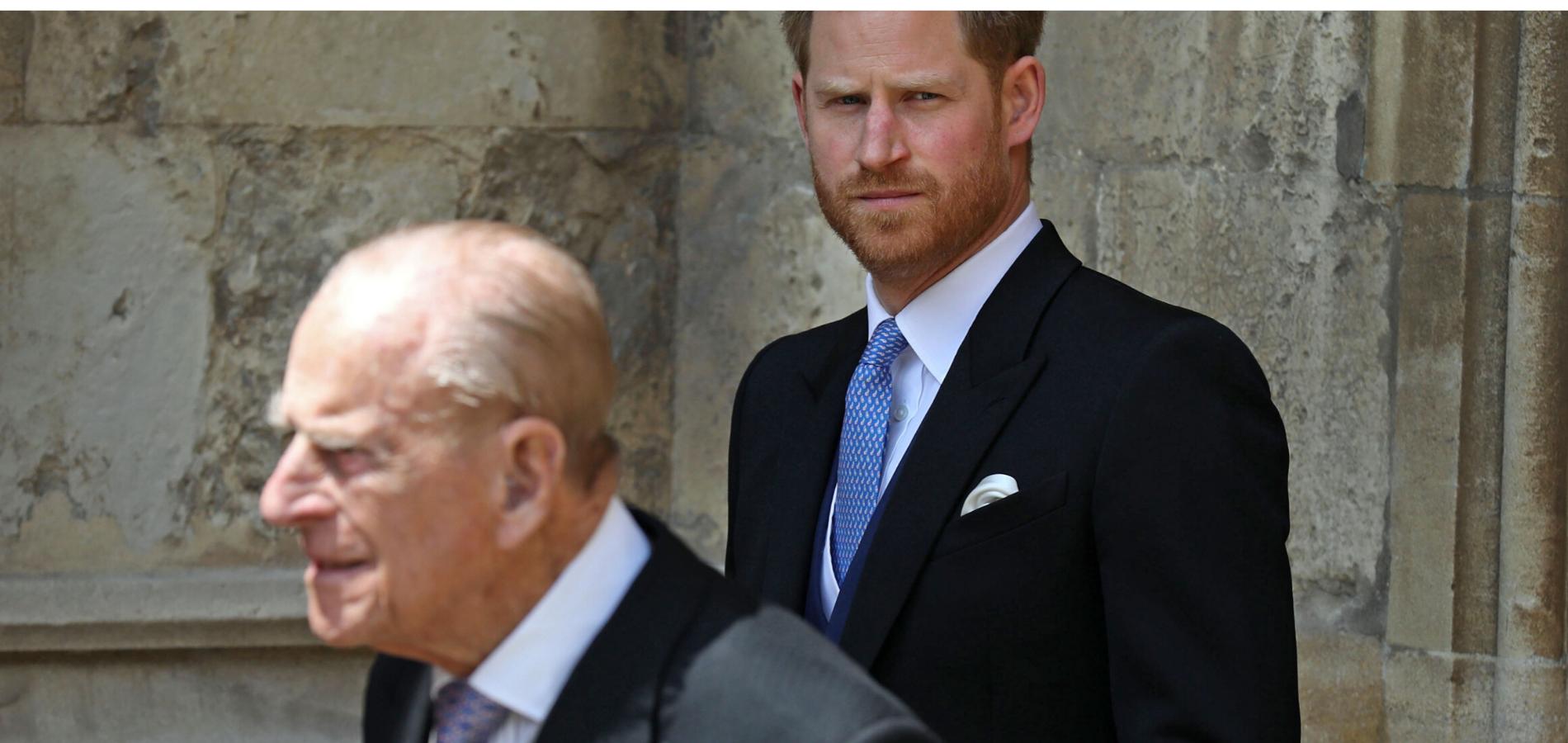 """""""Mais bon sang! À quoi ils jouent ?!"""" : la réaction du prince Philip au """"Megxit"""""""