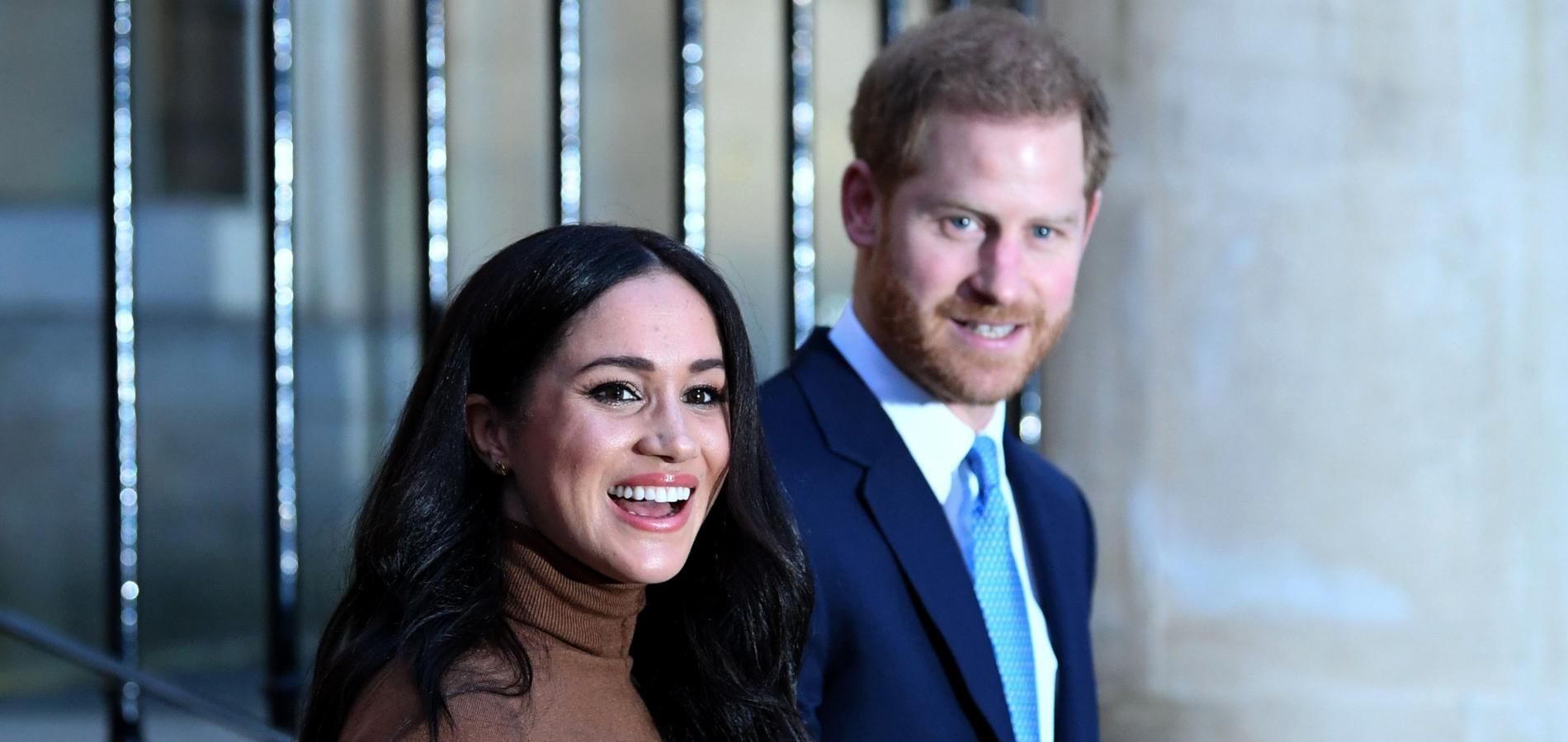 """""""Les voyous de la royauté"""" : la presse britannique s'énerve après l'annonce choc de Meghan et Harry"""