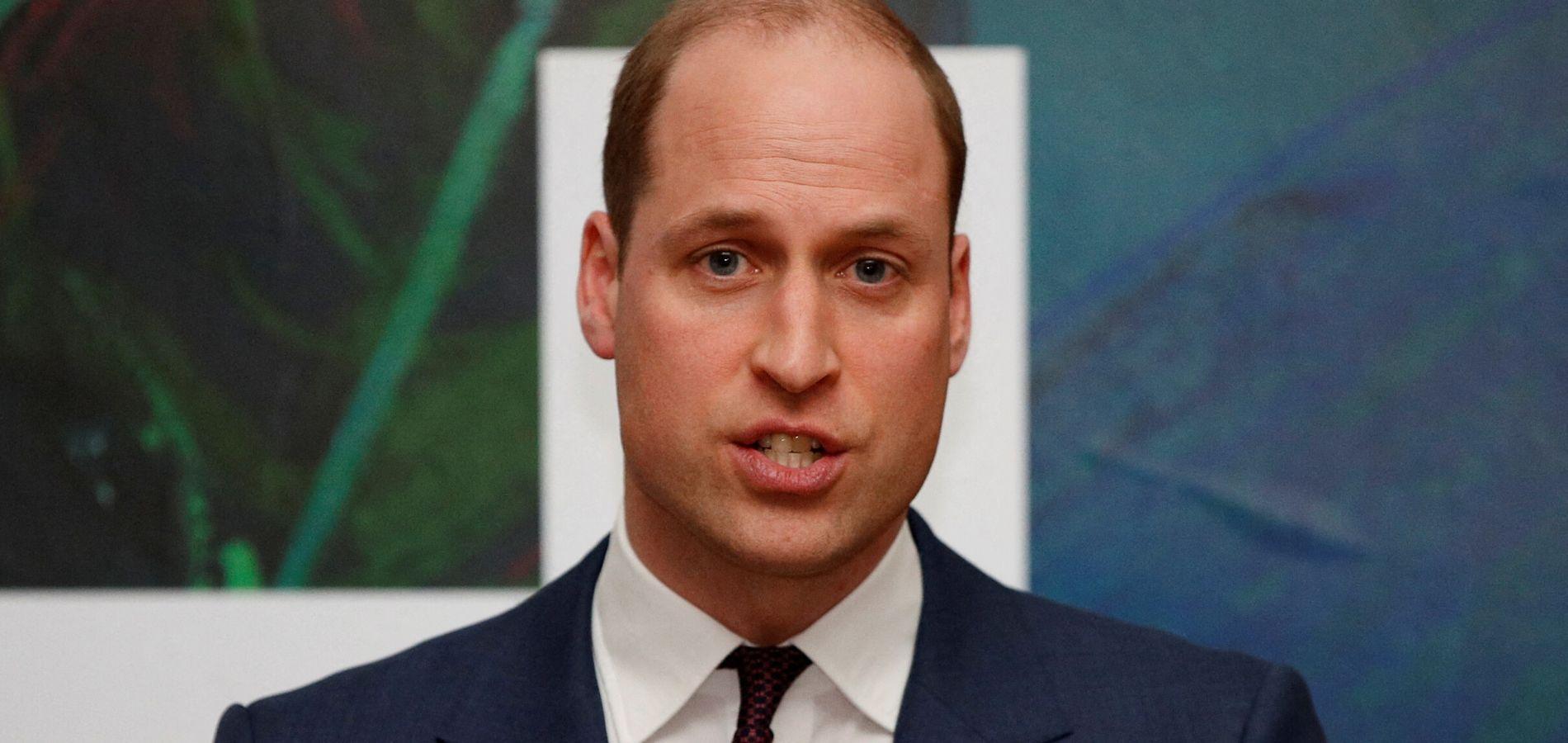 Avec solennité, le prince William en appelle à la solidarité du peuple anglais face au coronavirus
