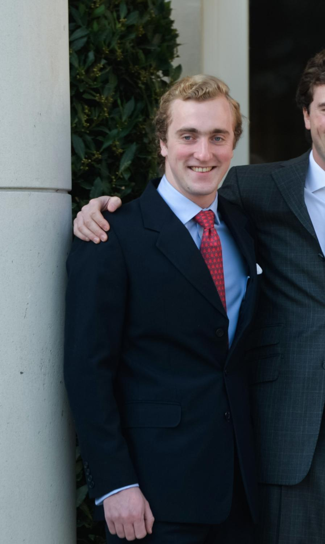 Le prince Joachim de Belgique écope d'une (grosse) amende pour son escapade à Cordoue