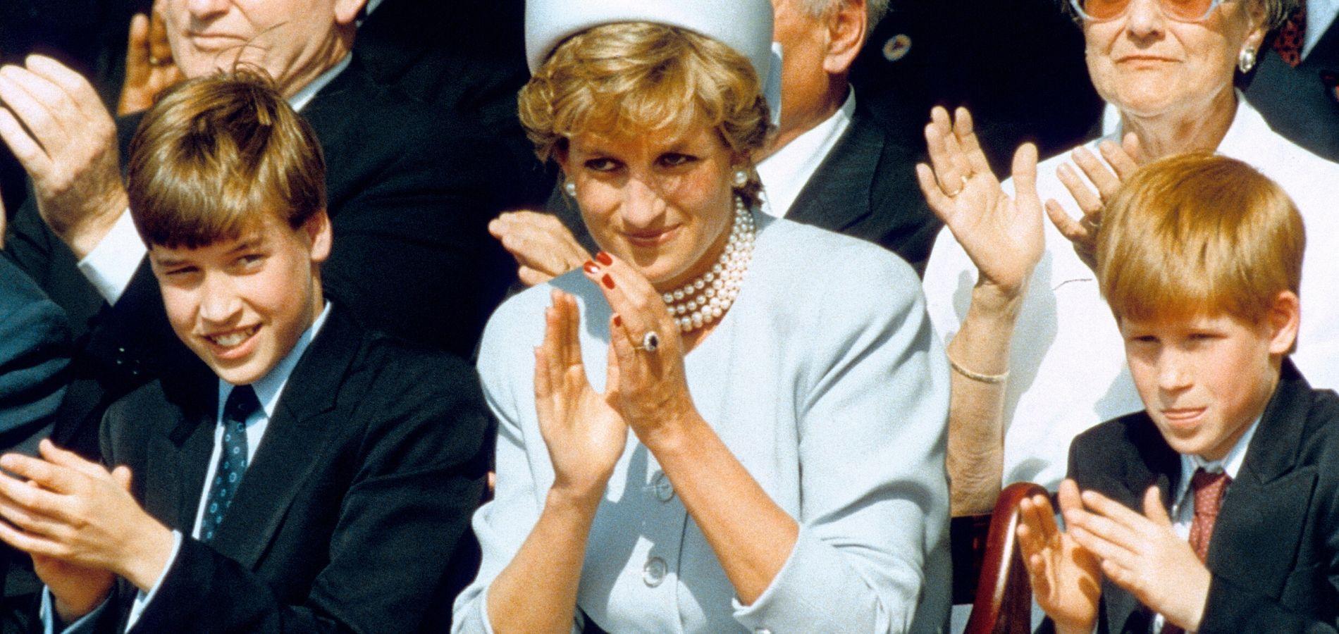 Hommage à leur mère, la statue de Lady Diana divise les princes Harry et William