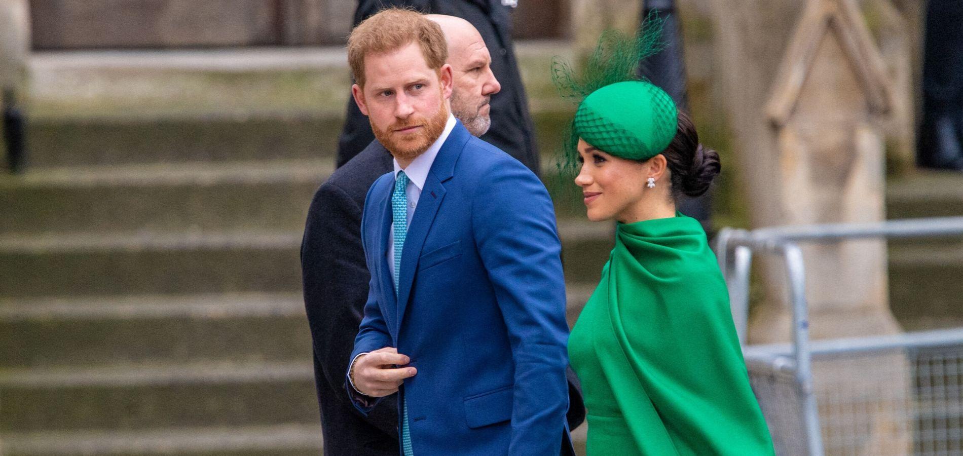 """Le """"Megxit"""" serait une idée du prince Harry"""
