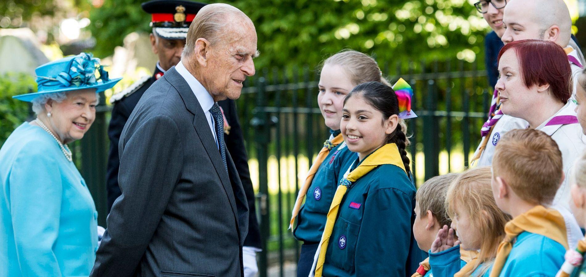 Le prince Philip, (presque) un siècle de gaffes