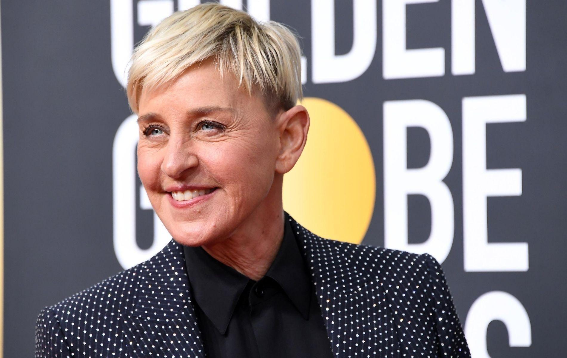 """Accusée de générer une ambiance """"toxique"""", Ellen DeGeneres serait sur le point de mettre fin à son show"""