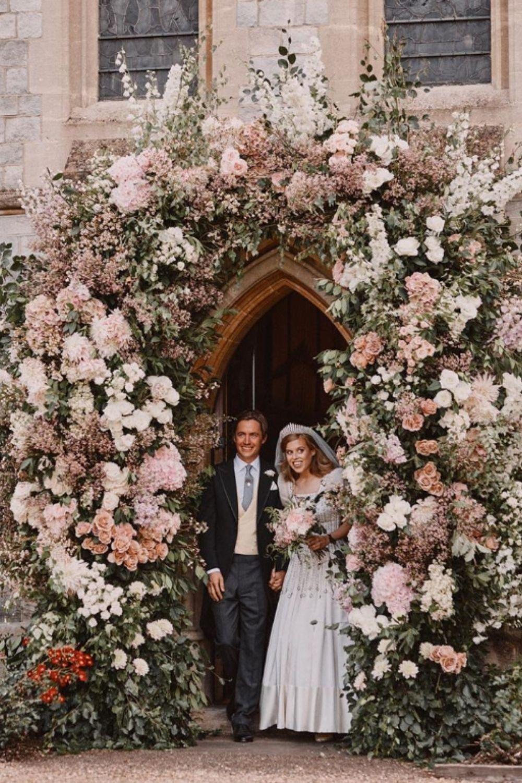 Pourquoi la myrte est-elle présente dans tous les bouquets de mariage de la famille royale ?