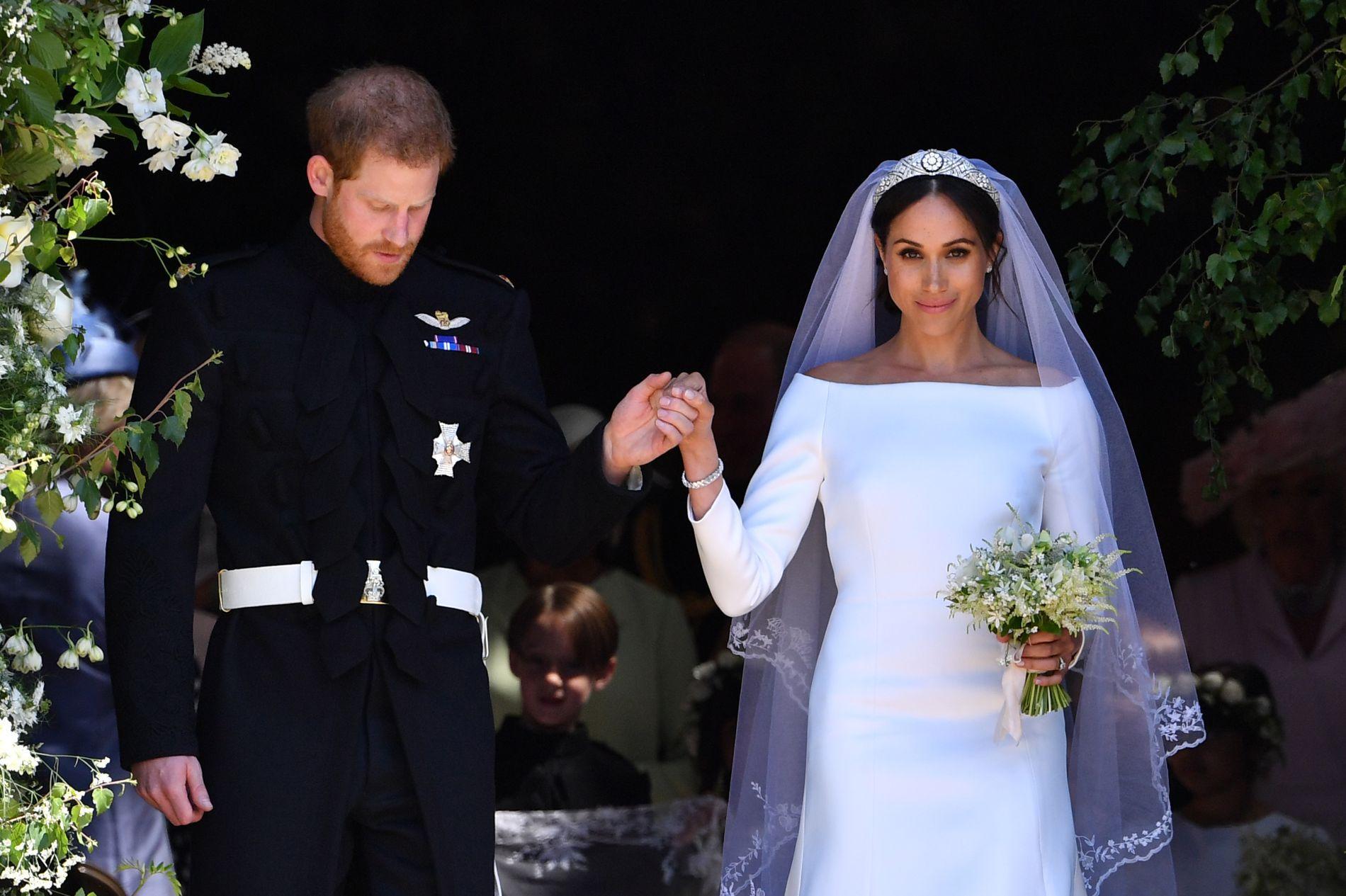 Le mariage de Meghan et Harry