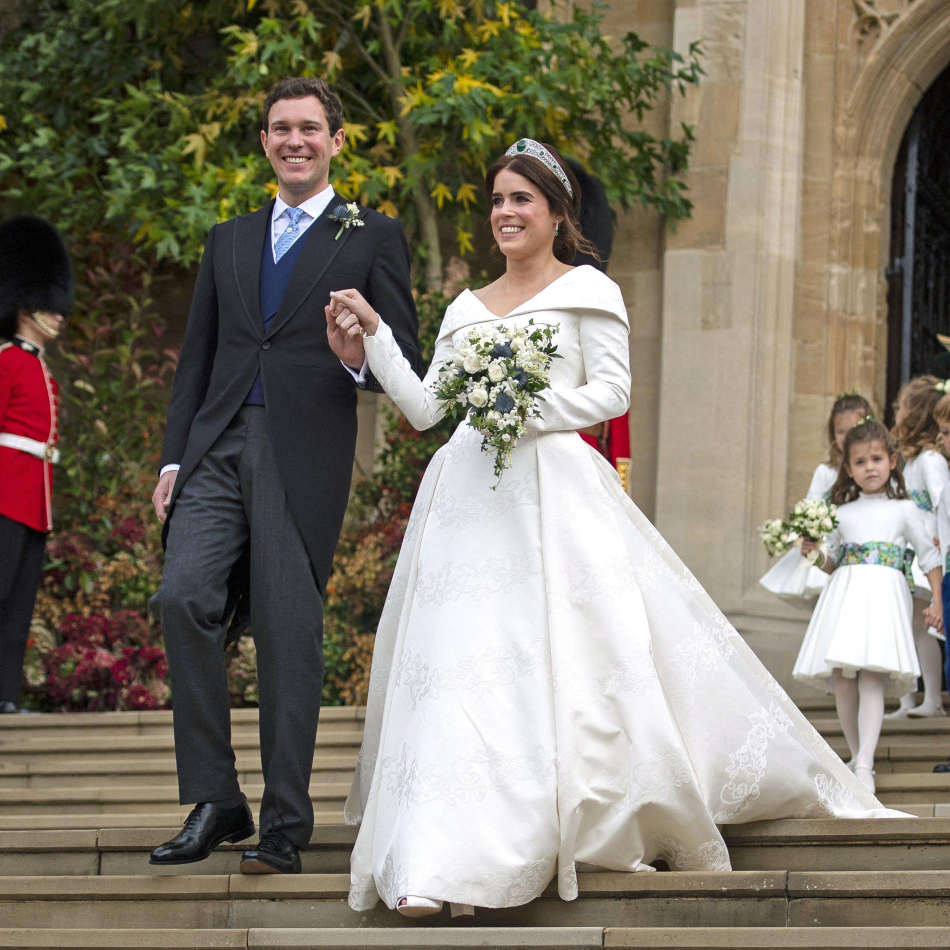 La princesse Eugenie est enceinte, annonce Buckingham