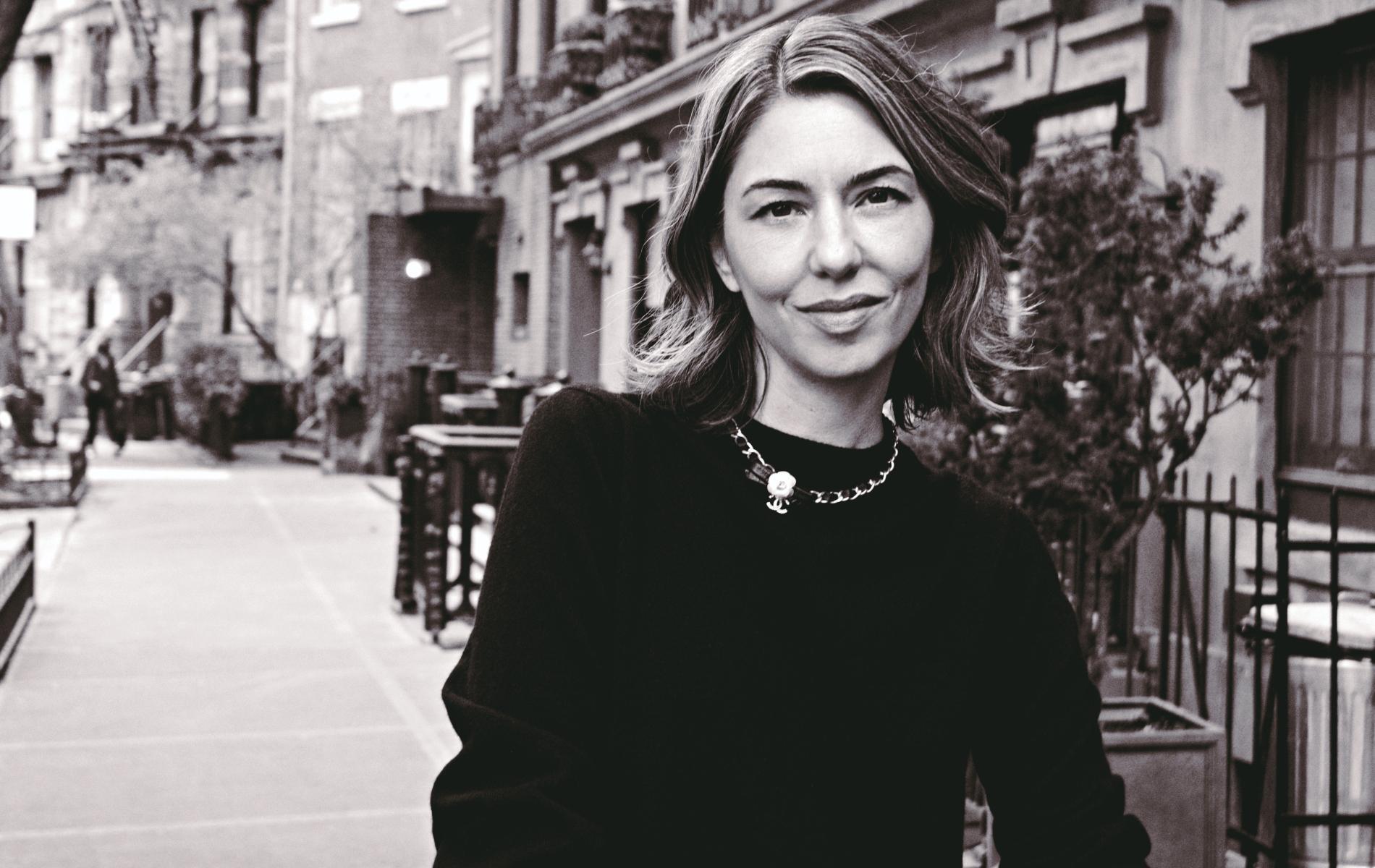 """Sofia Coppola : """"Moi, mère de famille, je suis forcément structurée, tandis que mon père est plus… libre"""""""