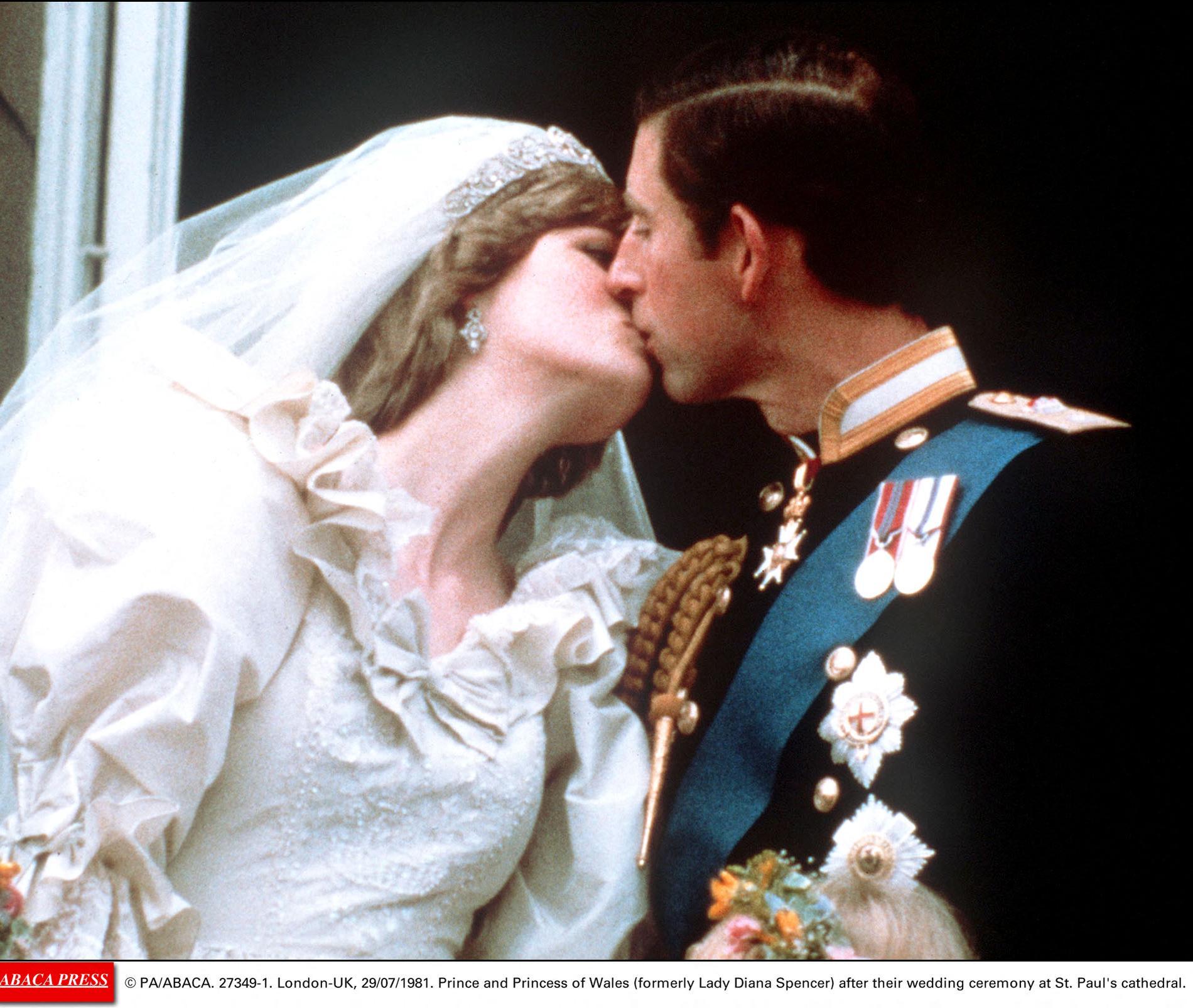 Diana et Charles, pour le meilleure et pour le pire  - Lady Diana et le prince Charles