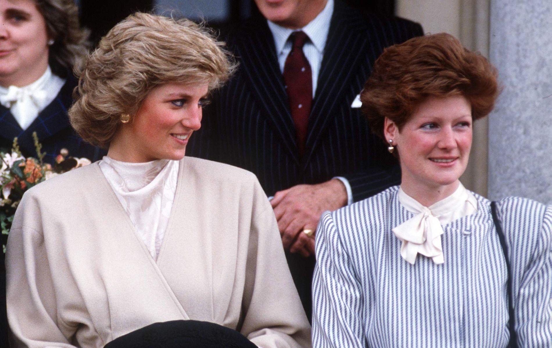Qu'est devenue Sarah Spencer, sœur aînée de Diana et ancienne petite amie du prince Charles ?