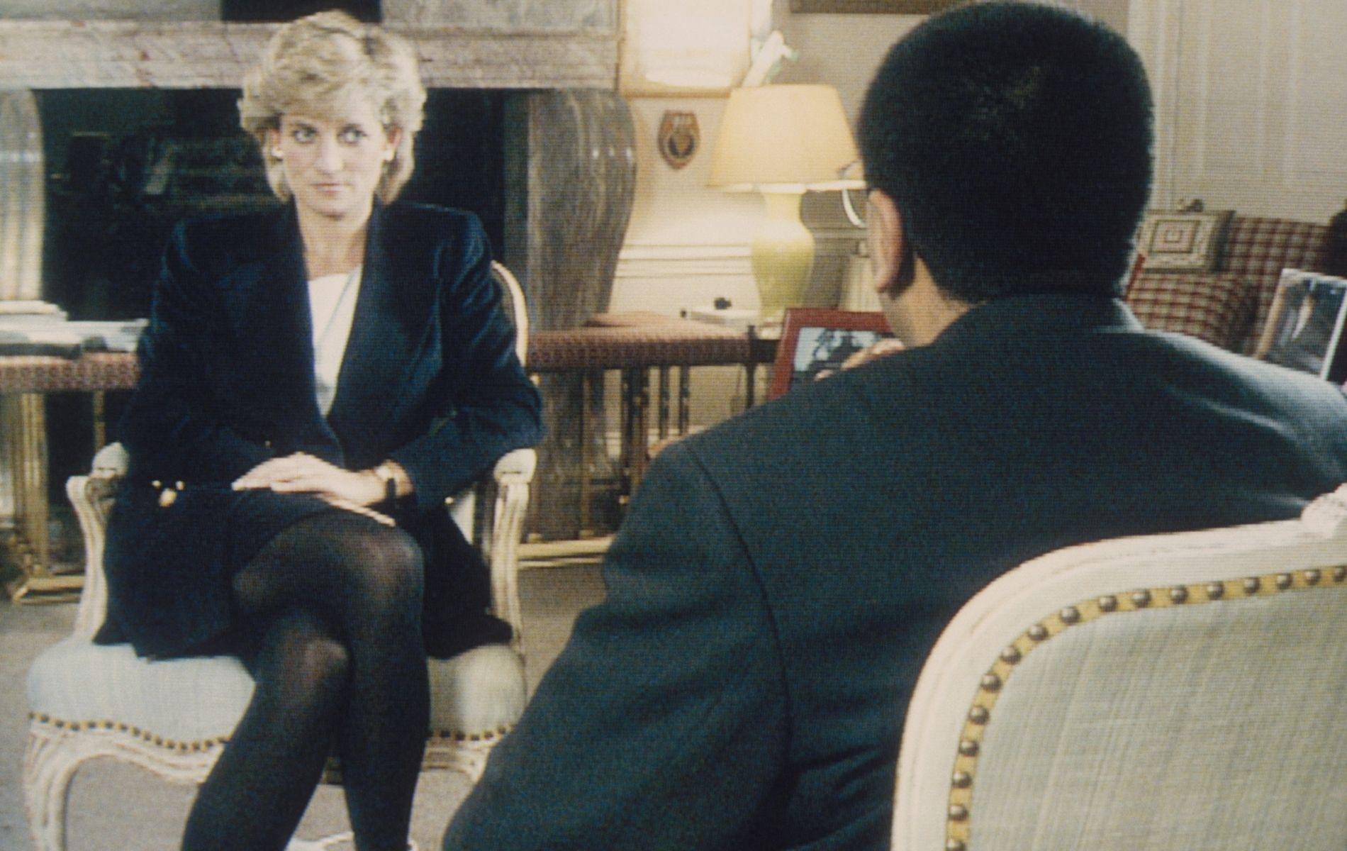 L'interview choc de Lady Diana