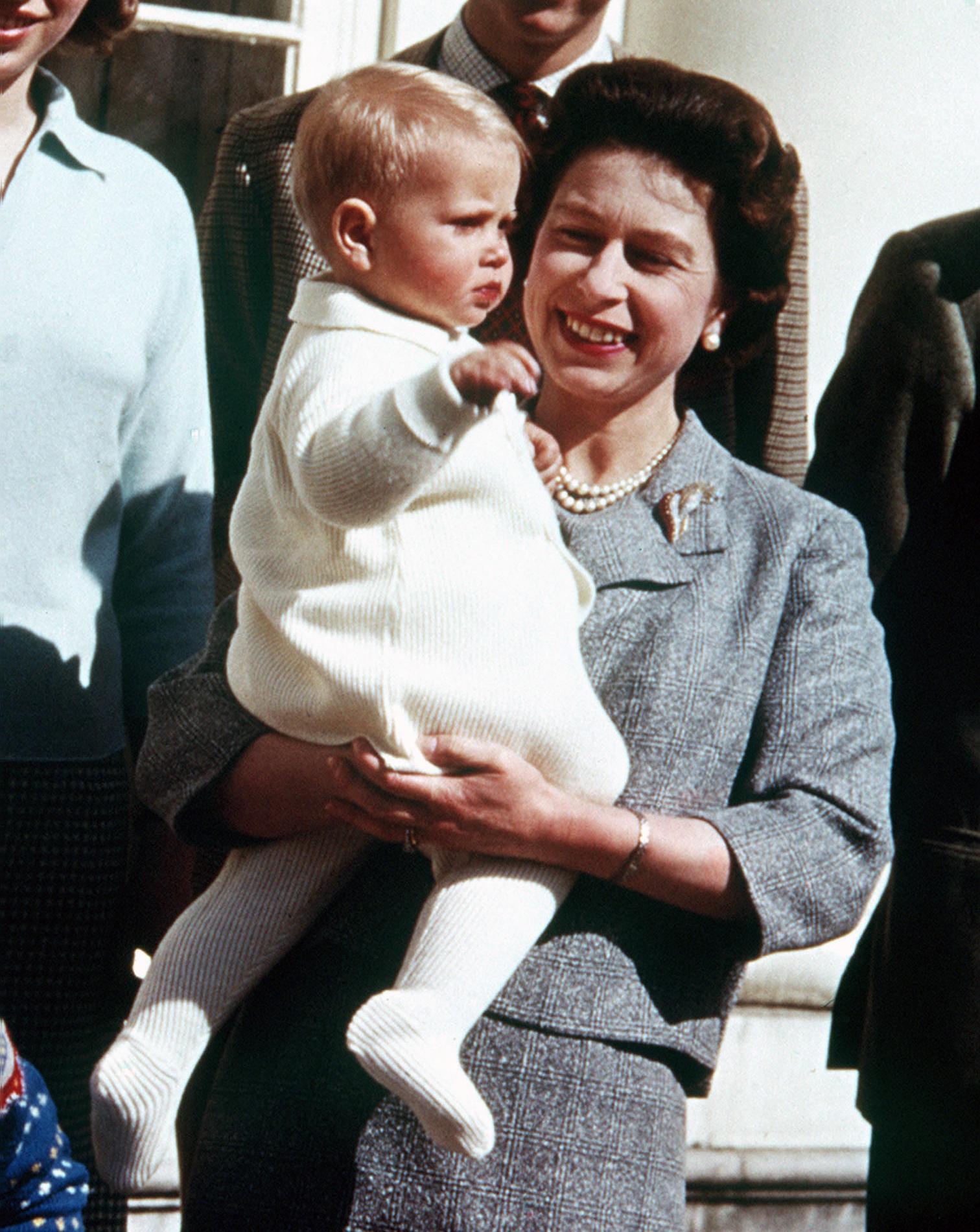 Edward, le fils discret de la reine Elizabeth II