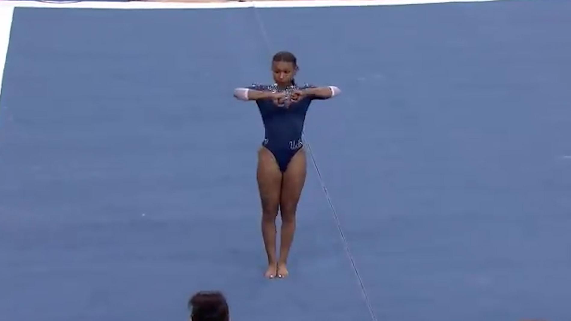 Croyez-Moi Je suis une Gymnaste double paroi Bouteille d/'eau drôle Best favori Gymnastique