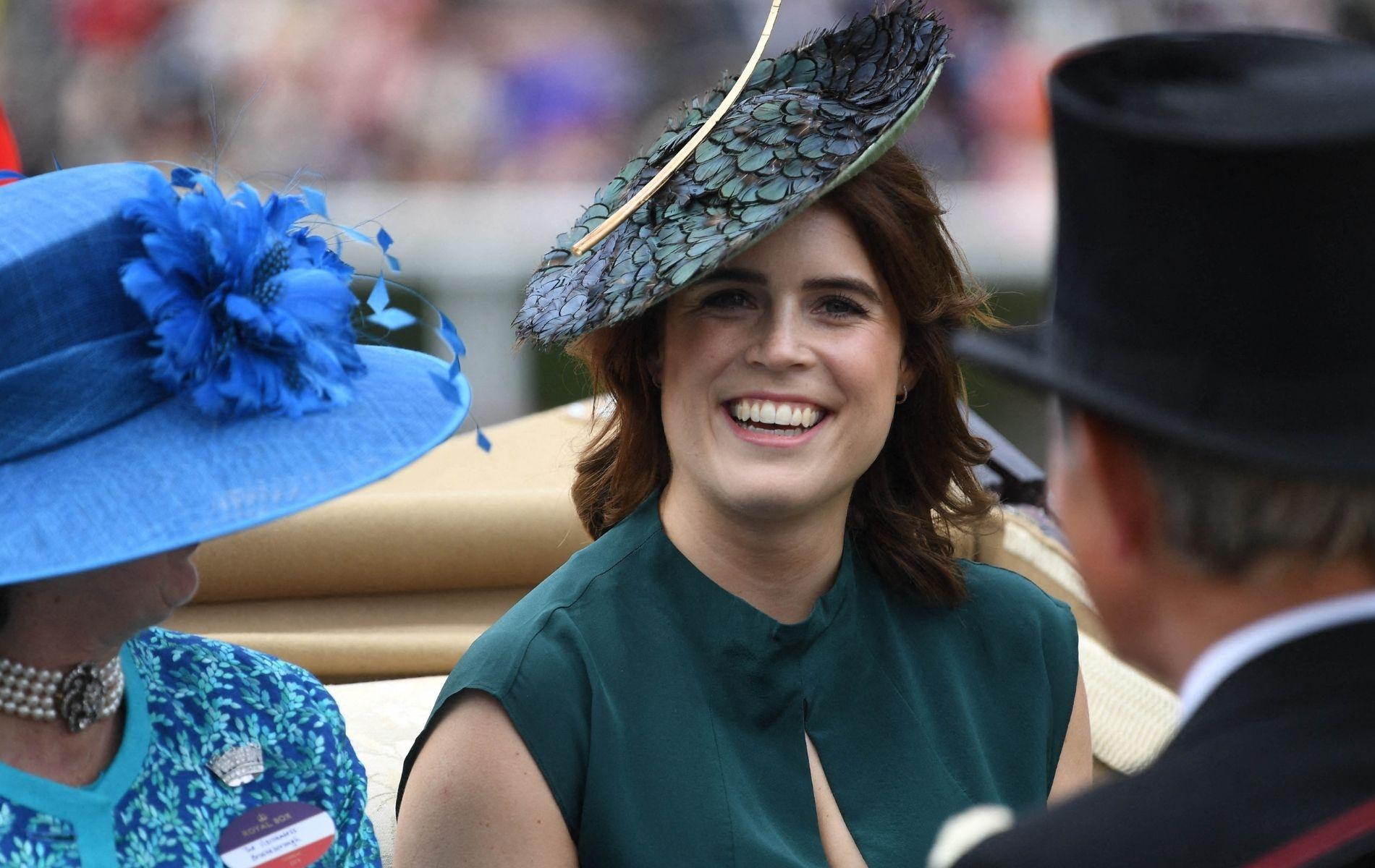 La princesse Eugenie, dernier lien de Meghan Markle avec la famille royale?