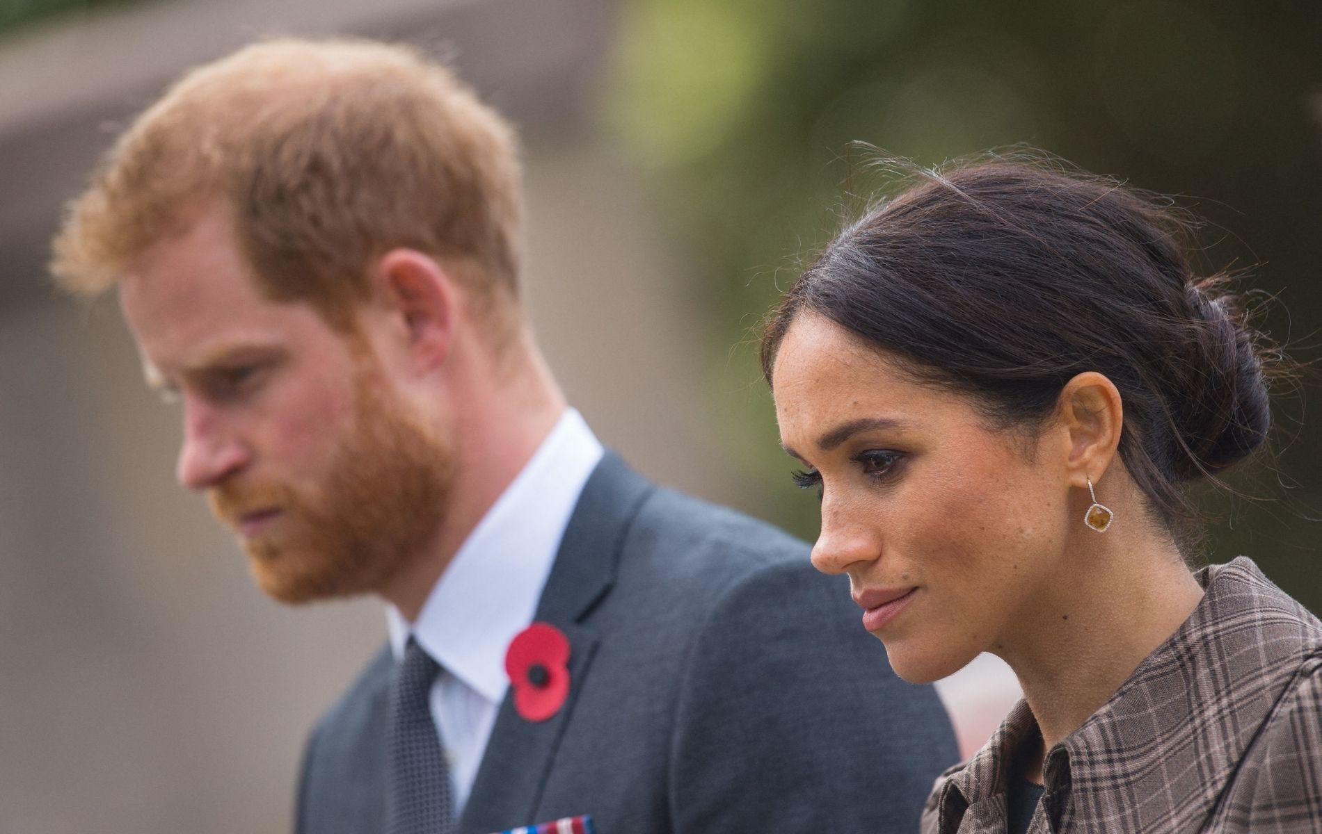 La moitié des Anglais ne regarderont pas l'interview de Meghan et Harry accordée à Oprah Winfrey