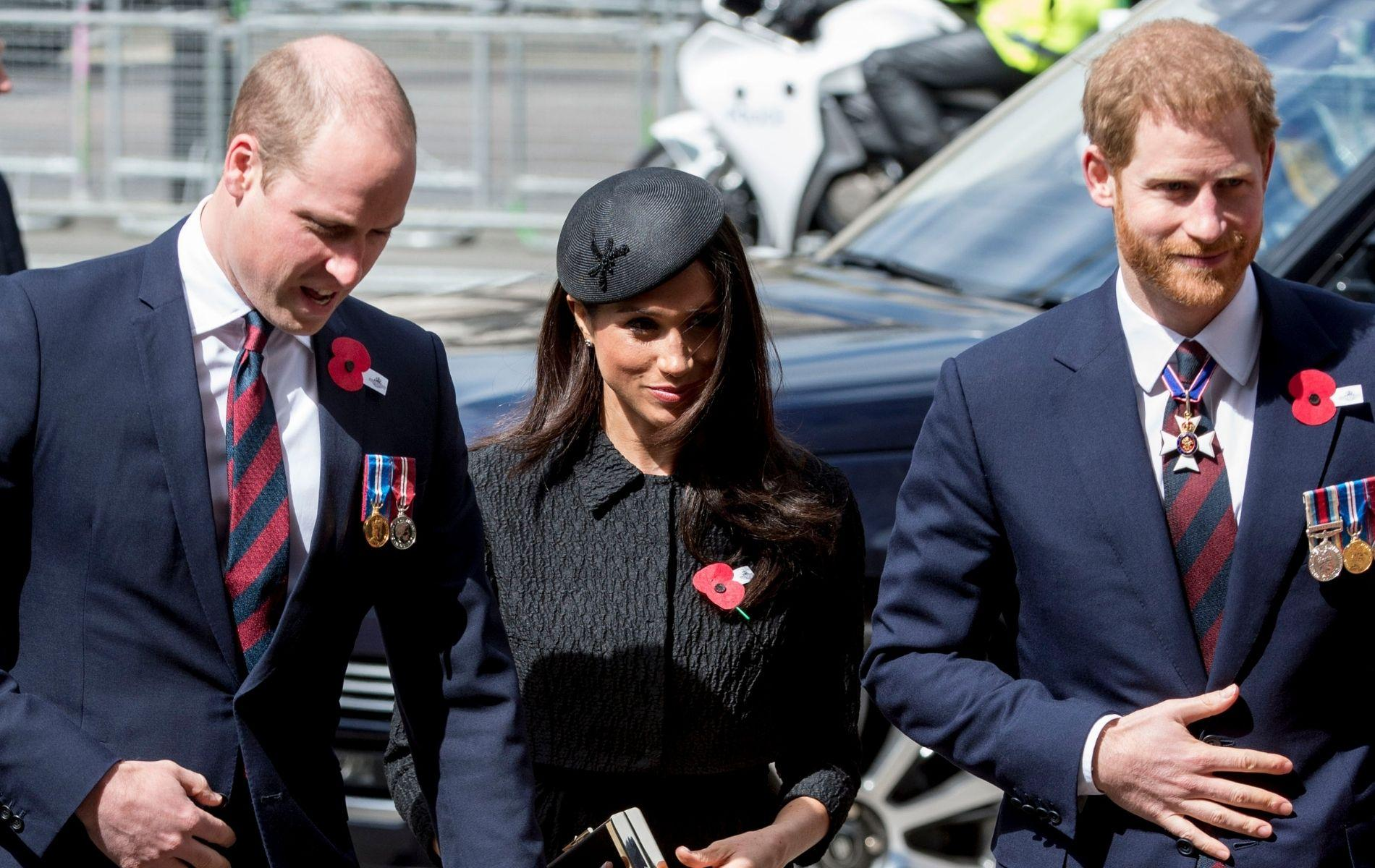 "Le prince William est ""inquiet"" au sujet de l'interview ""nouvelle vie"" de Meghan et Harry"