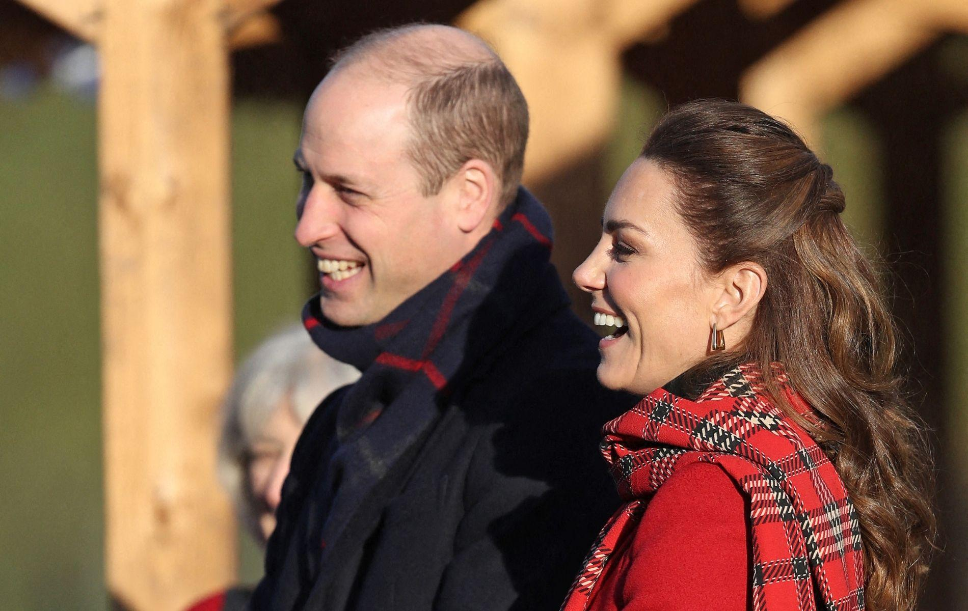 "Kate Middleton, inébranlable ""pilier"" du prince William face à l'ouragan Meghan et Harry"