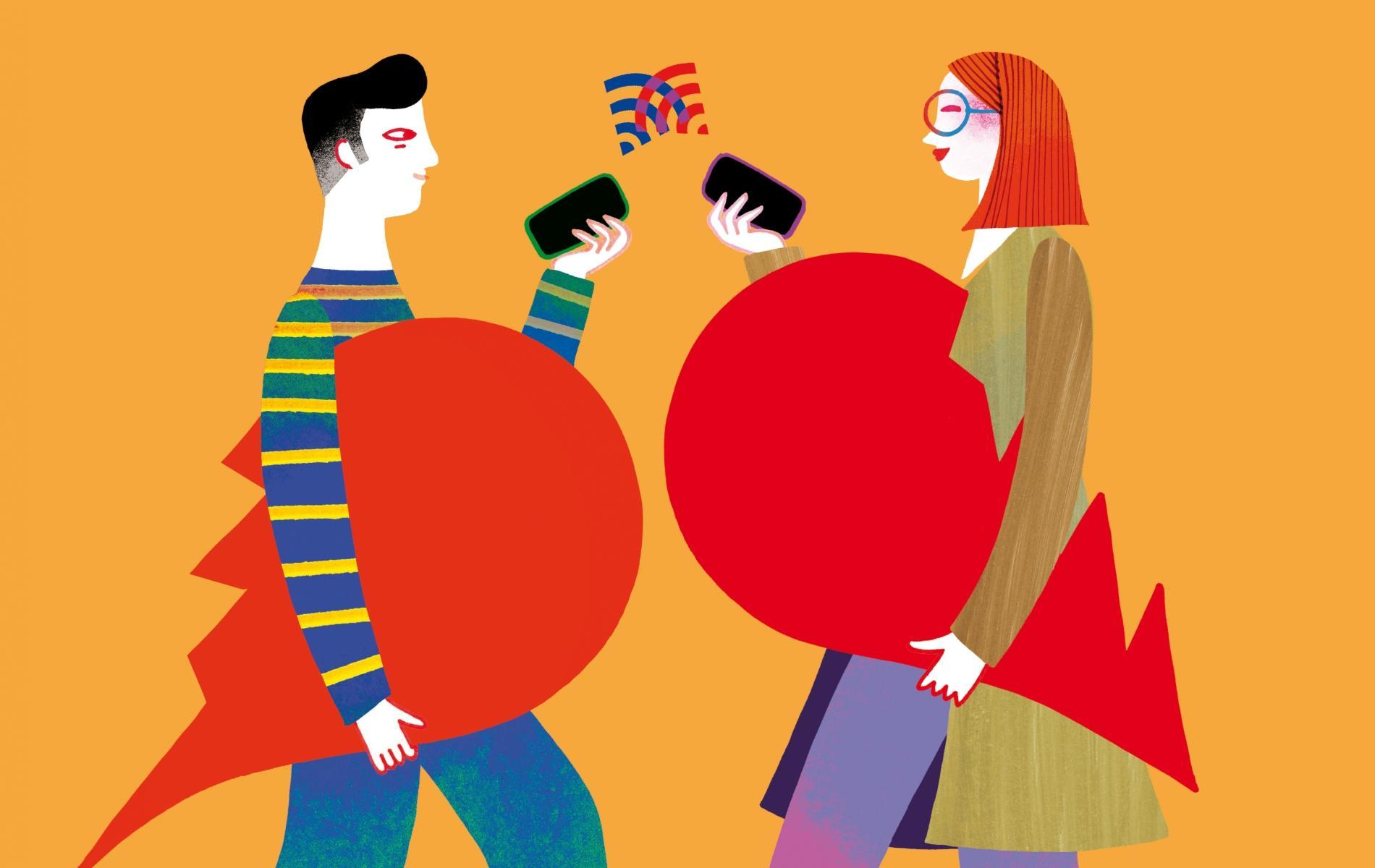 Sites de rencontres pour seniors, une bonne idée ? | Santé Magazine
