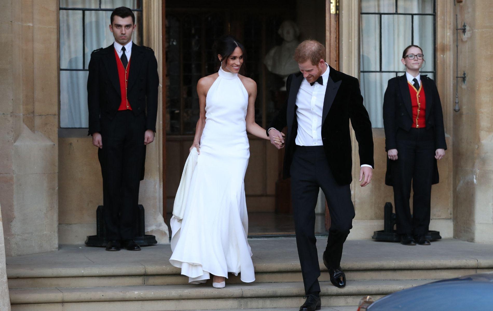 Meghan et Harry : leur mariage secret était en fait spirituel