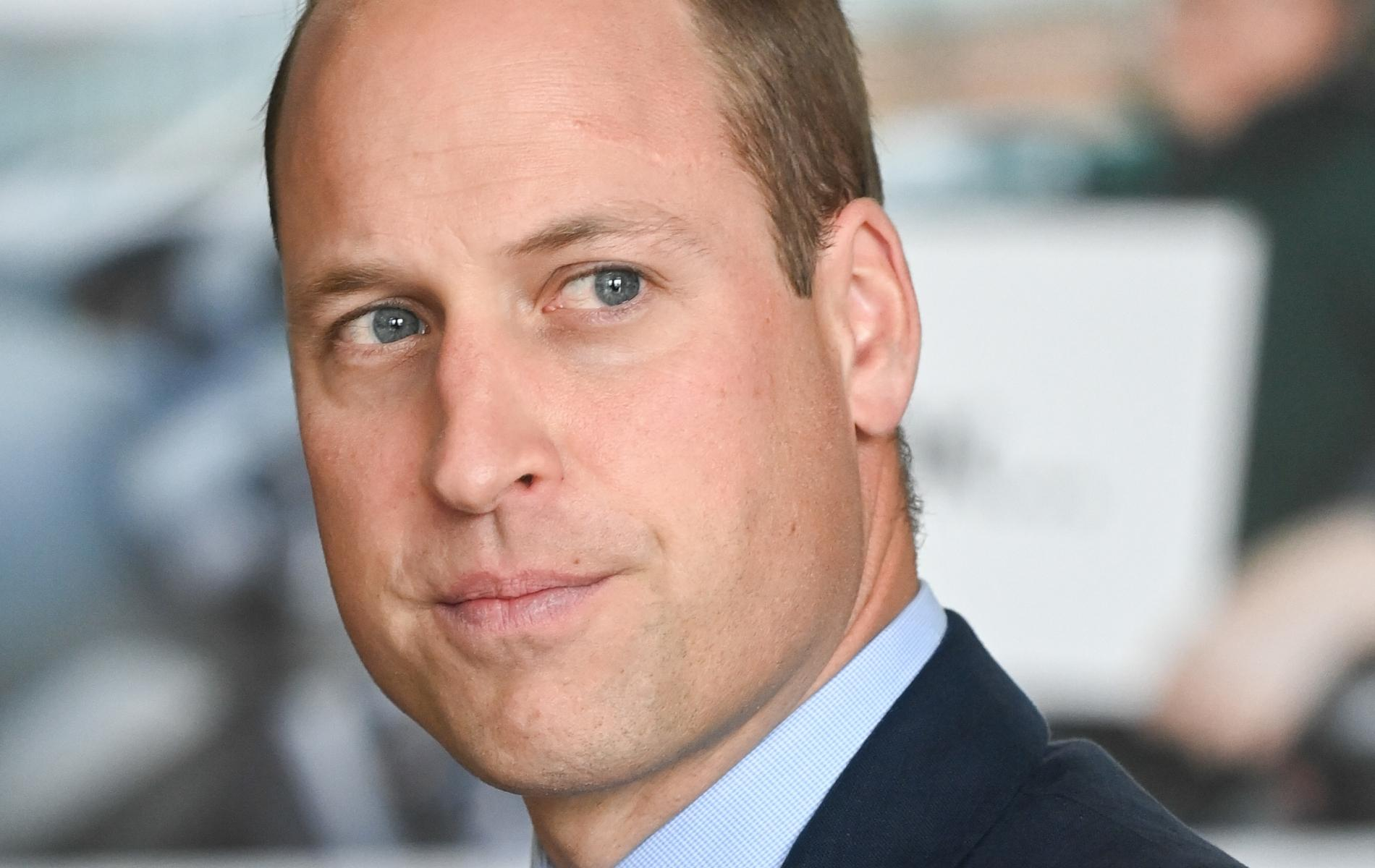 """Le prince William a été couronné """"homme chauve le plus sexy du monde"""""""