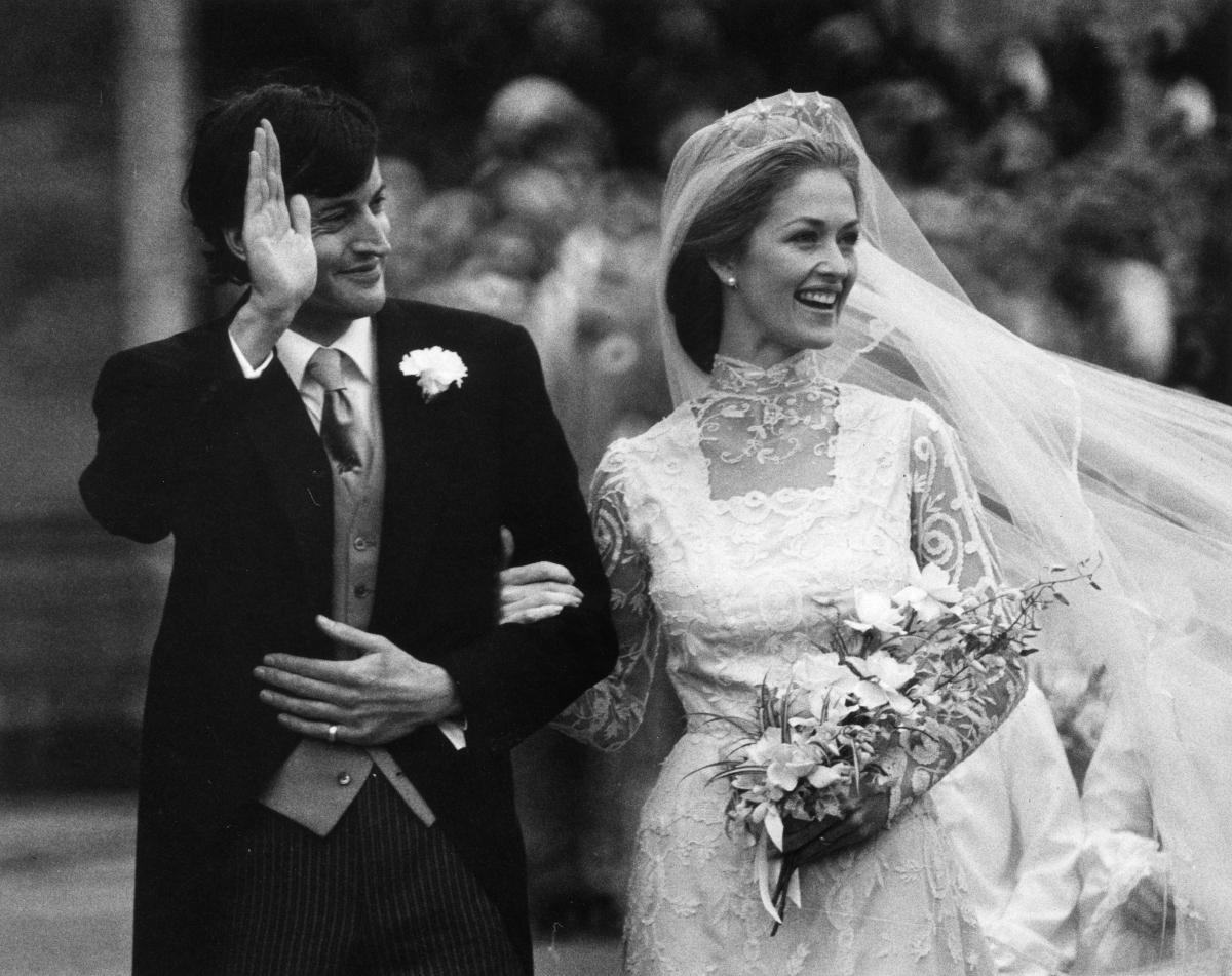 Le mariage de lady Penny