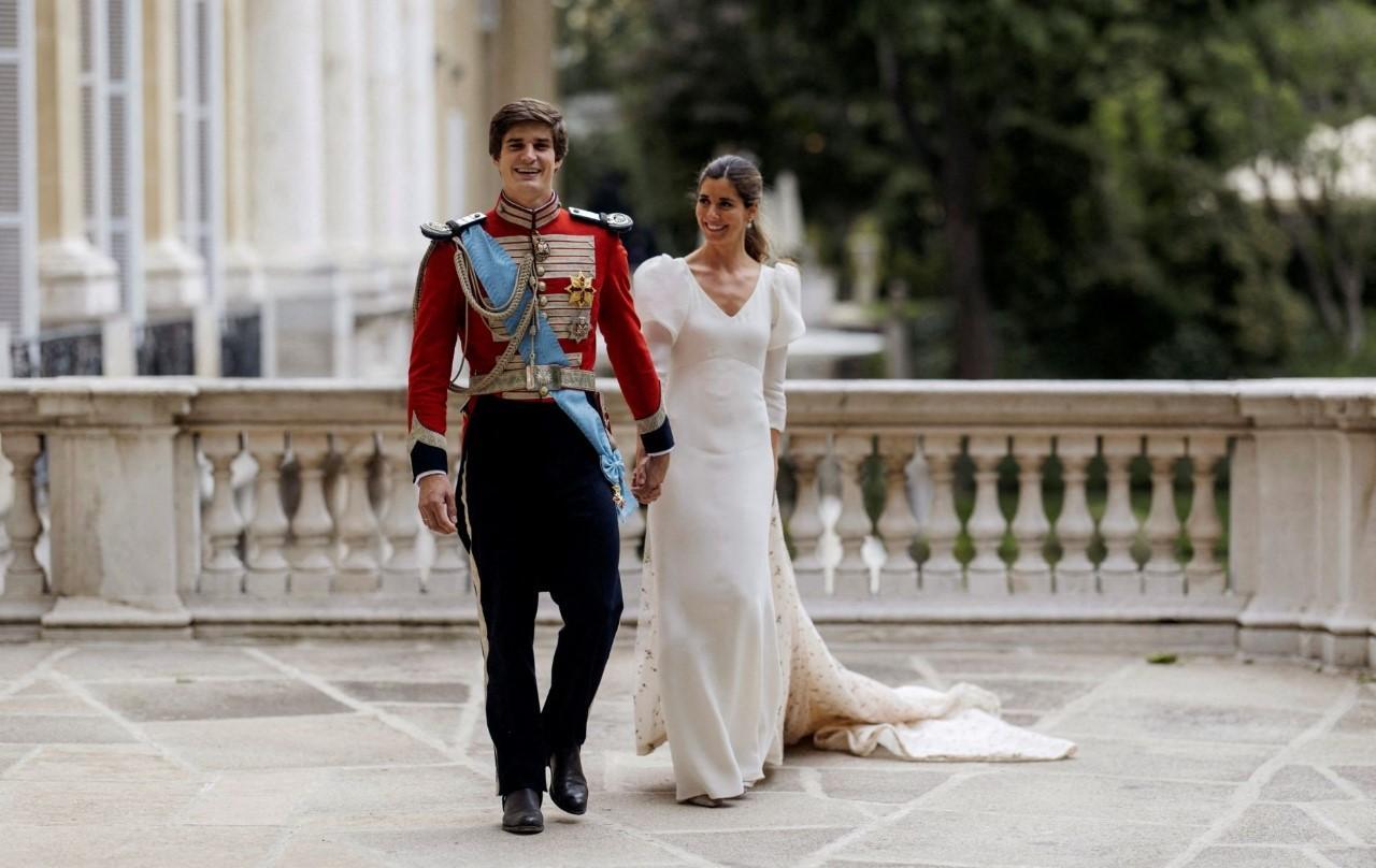 Carlos Fitz-James et Belen Corsini : mariage du jeune couple qui fait rêver l'Espagne