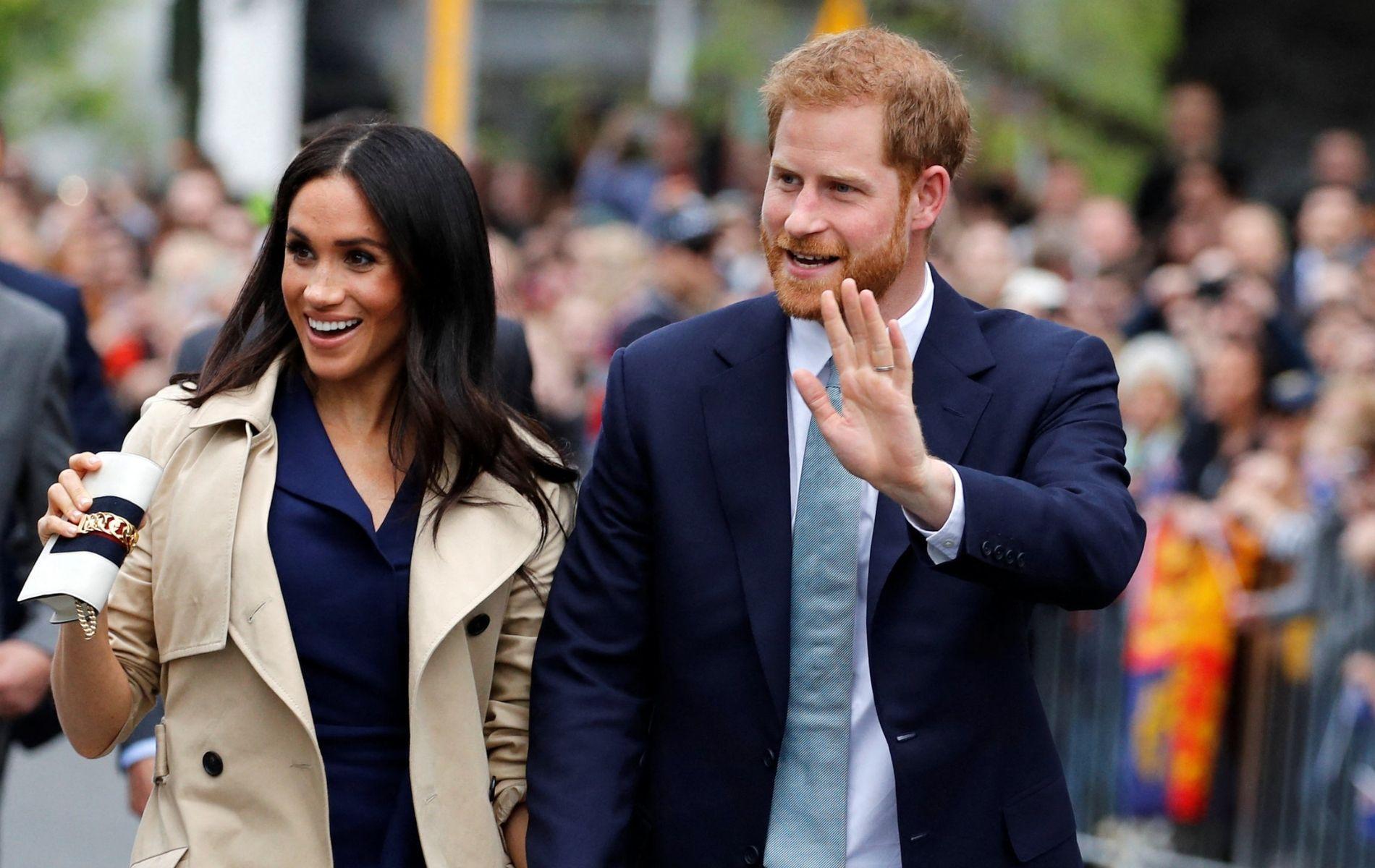 Le prince Harry et Meghan Markle ont demandé la permission à la reine d'appeler leur fille Lilibet