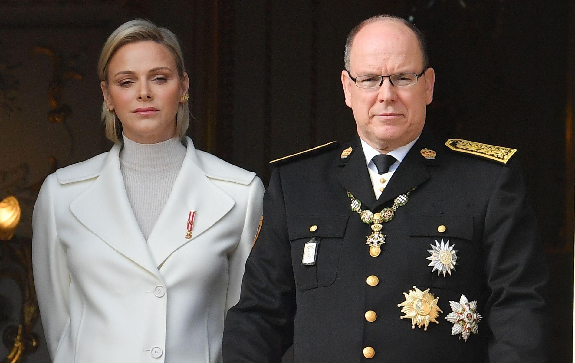 Charlene et Albert II de Monaco sont-ils au bord du divorce ?