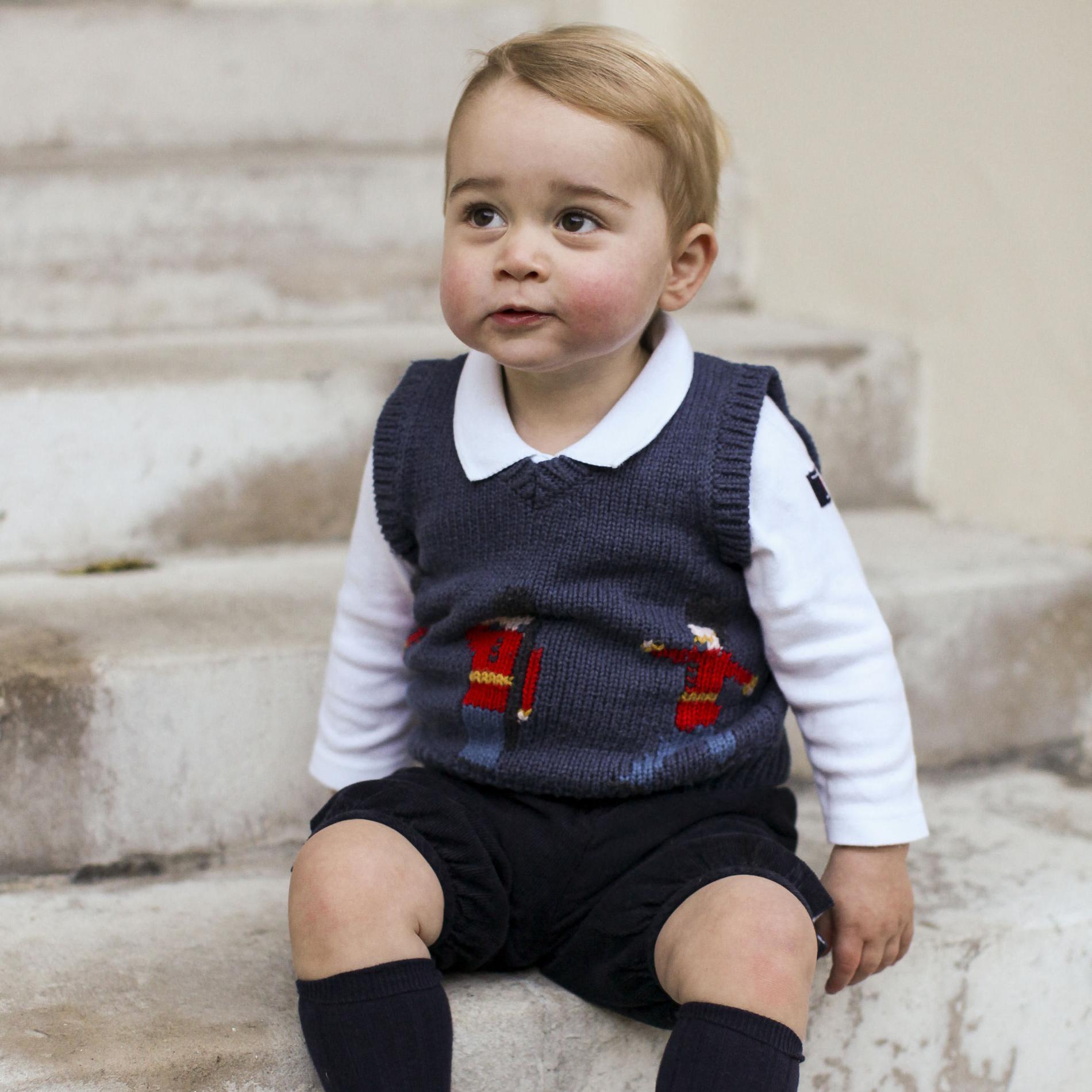 L'évolution stylistique du prince George