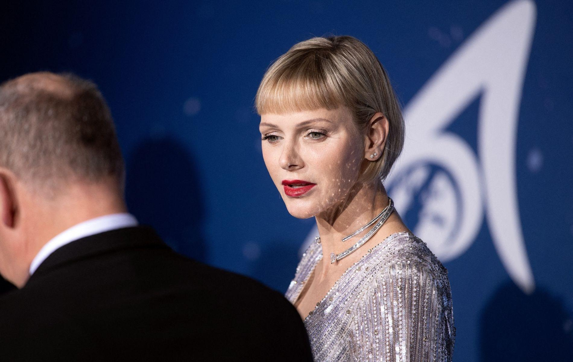 """Charlène de Monaco admise aux urgences après s'être """"effondrée"""" dans son pavillon de Durban"""