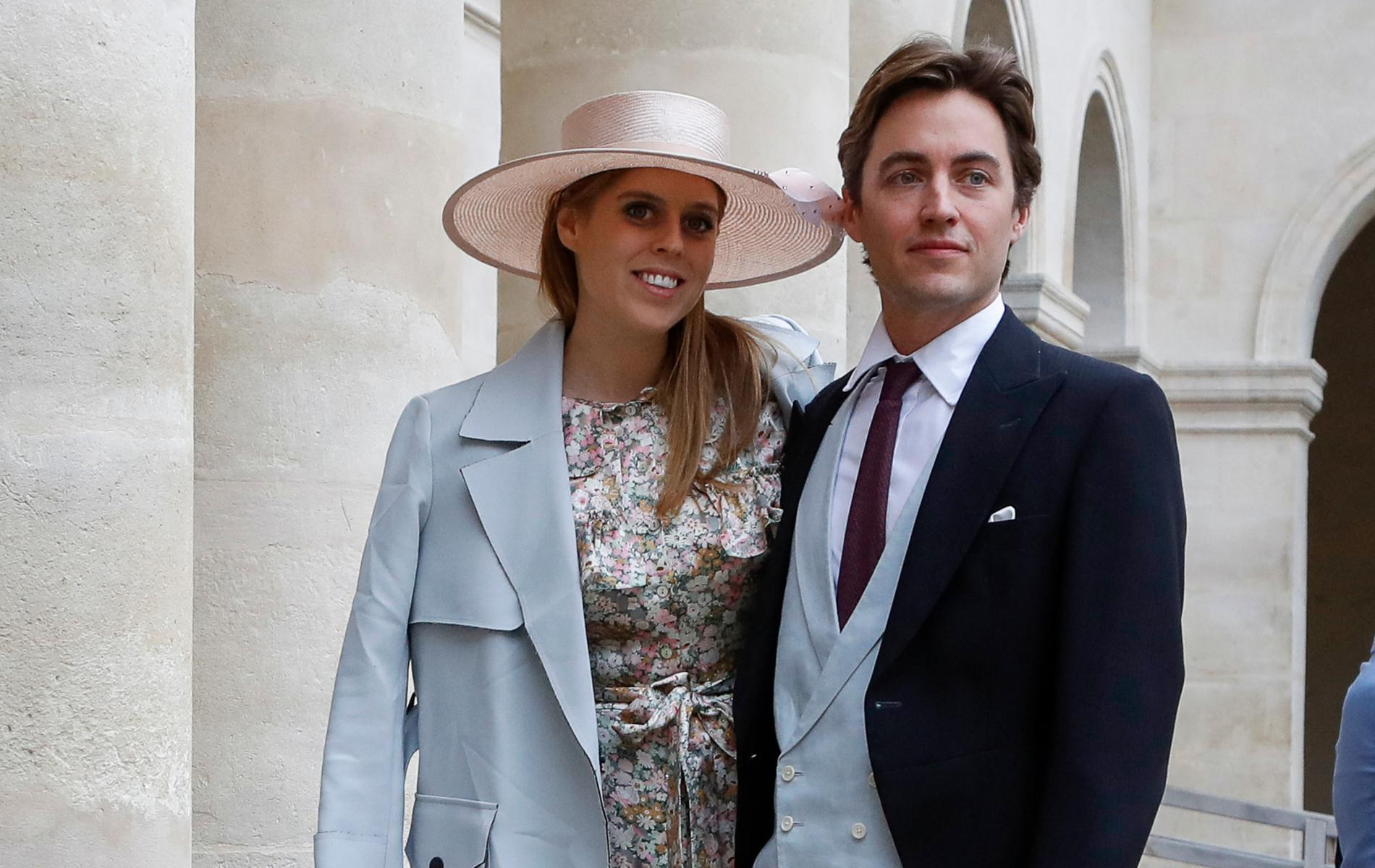 La princesse Beatrice, fille aînée du prince Andrew, dévoile le prénom d'inspiration italienne de sa fille