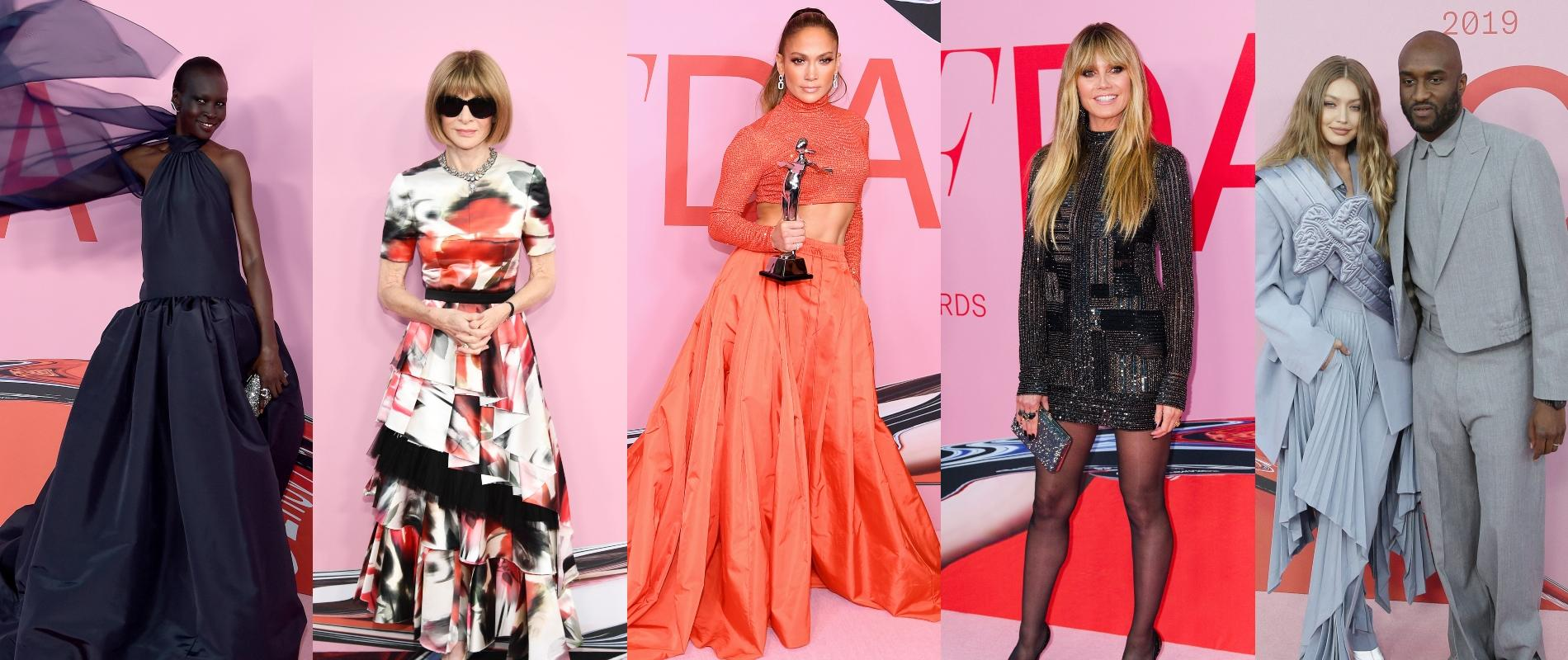 Brandon Maxwell, Jennifer Lopez, Rick Owens et Barbie récompensés : le palmarès 2019 des CFDA Fashion Awards