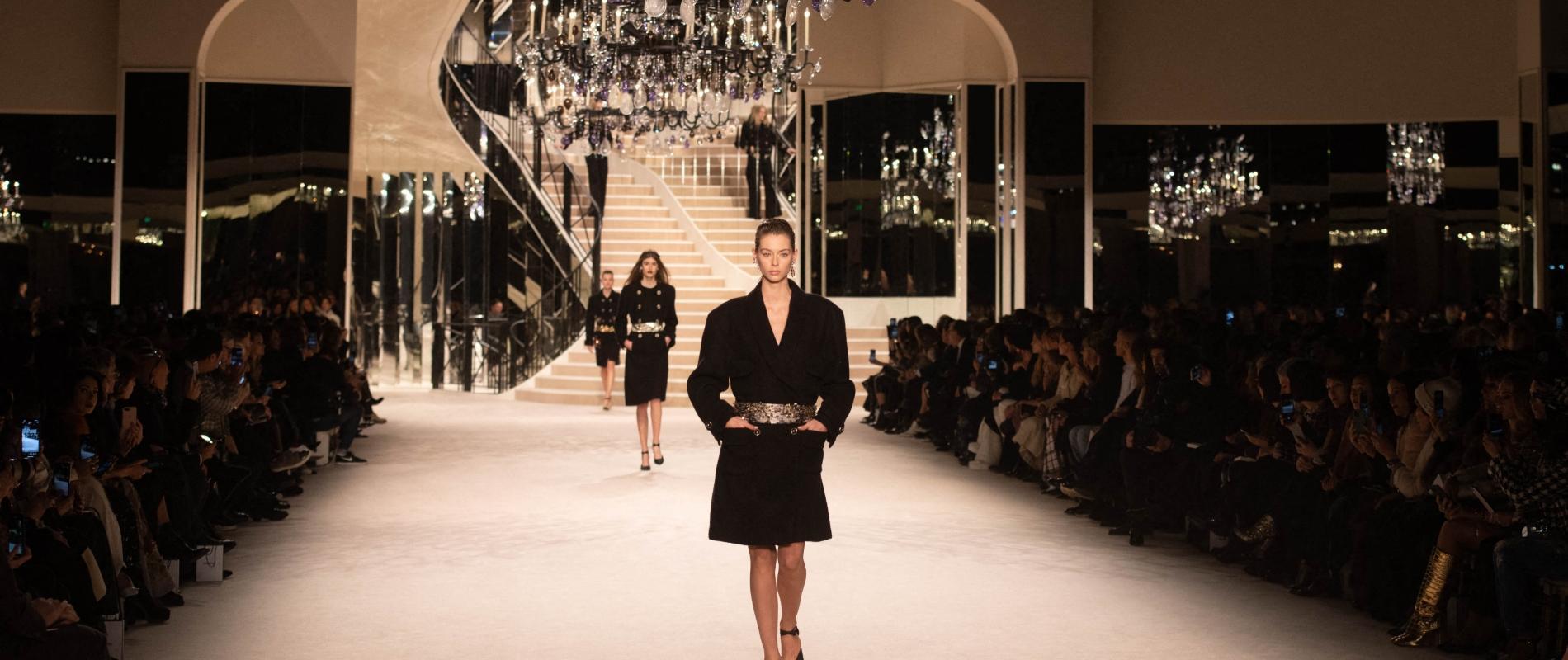L'esprit de Mademoiselle irradie dans la collection Chanel Métiers d'art