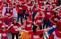 En Colombie, une actrice battue devient le symbole des violences conjugales
