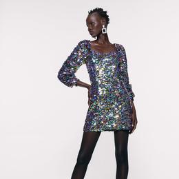 Vingt Robes Zara Pour Feter Noel Et Le Nouvel An Sans Se Ruiner Madame Figaro