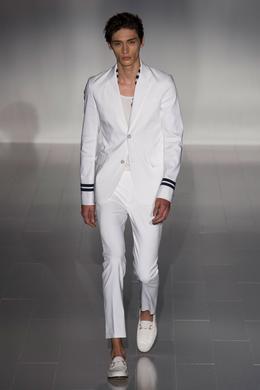 e85442c6523 Défilé Gucci Printemps-été 2015 Homme - Madame Figaro