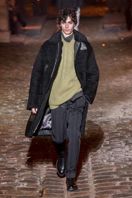 553fd32868c Défilé Hermès automne-hiver 2018-2019 Homme - Madame Figaro