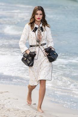bdefb9157d4 Défilé Chanel printemps-été 2019 Prêt-à-porter - Madame Figaro