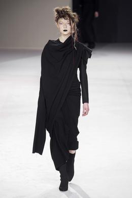 Défilé Yohji Yamamoto automne hiver 2019 2020 Prêt à porter