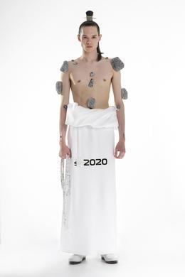 Défilé - Xander Zhou - Homme printemps-été 2020