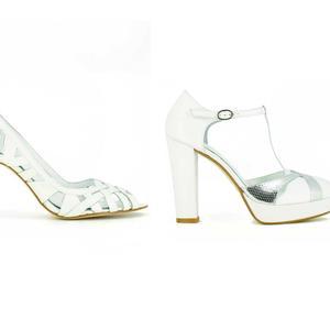 b05865ae3ba Jonak lance sa ligne de souliers de mariée