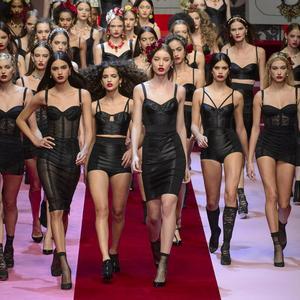 648258967220 Défilé Dolce   Gabbana printemps-été 2018 Prêt-à-porter - Madame Figaro