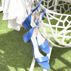 35f9e7d085d33 Sandales, escarpins, mules... Place à la couleur