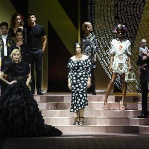 f617880ba890 Défilé Dolce   Gabbana printemps-été 2019 Prêt-à-porter - Madame Figaro