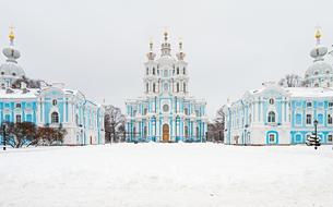 Saint-Pétersbourg, la destination hivernale des amoureux