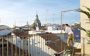 Cinq hôtels pour un week-end madrilène entre amis